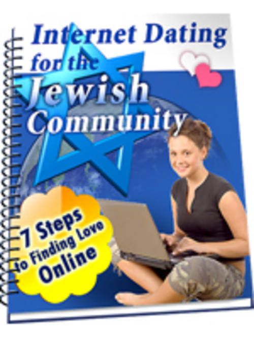 Product picture Internet Dating For the Jewish Community.